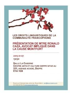 2015 01 07 les droits linguistiques de la communauté francophone